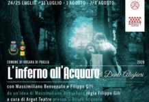 banner orsara inferno all'acquara