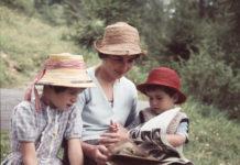 ferruccio ferroni - la mia famiglia a fressenè, 1961