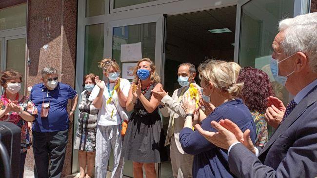 inaugurata biblioteca donne bari nell'ambito di bari social book