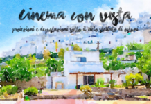 poster cinema con vista
