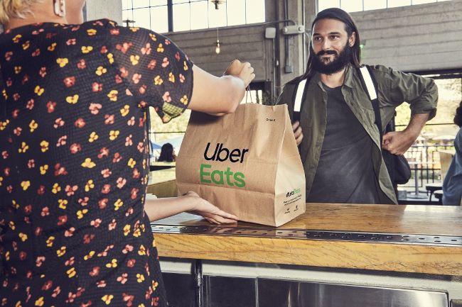 uber eats bari