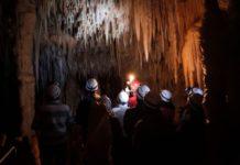 visita speleonight grotte di castellana