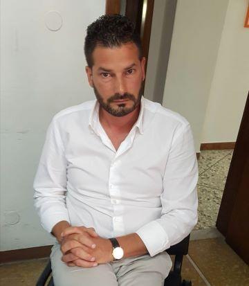 william maruccia (neo segretario uilm lecce)