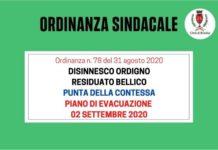 Ordinanza Sindacale 78