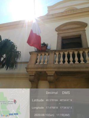 anche a villa castelli wifi free