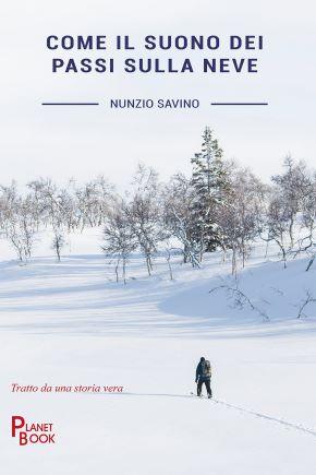 copertina libro suono passi sulla neve