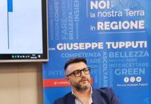 giuseppe tupputi (regionali puglia 2020)
