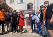 inaugurate case di comunità per vulnerabili - condominio sociale via napoli