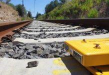 tratta ferroviaria nuovo sistema