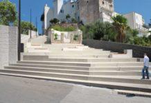 villa castelli finanziato il progetto di riqualificazione del calvario