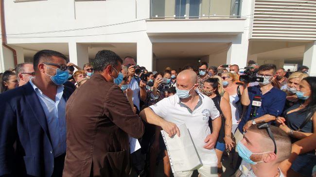 al via oggi la consegna dei 123 nuovi alloggi di erp a sant'anna