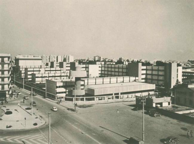 anni '70, campus universitario