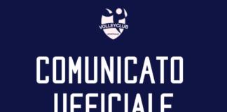 comunicato ufficiale volley club grottaglie