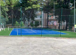 vico campo da tennis