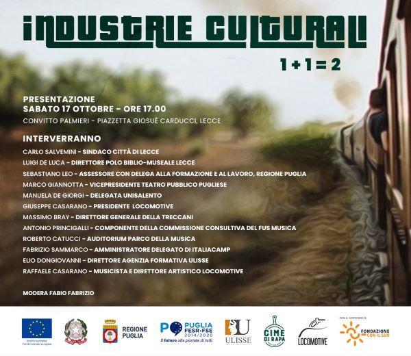 banner industrie culturali