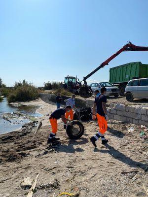 barsa, pericolo ecologico ciappetta camaggio