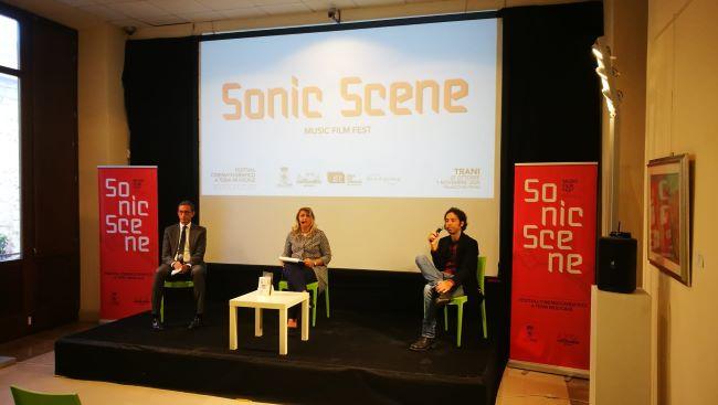 conferenza stampa sonic scene