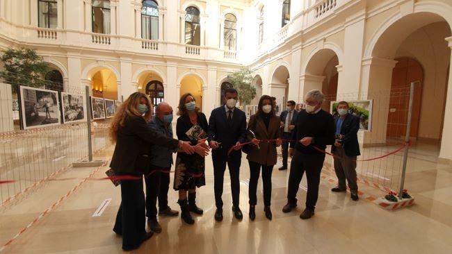 inaugurazione mostra 'scatti di umanità'