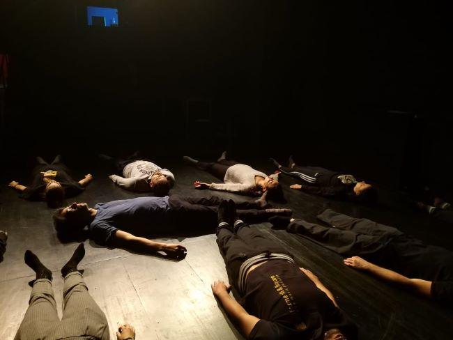 laboratorio teatro della polvere