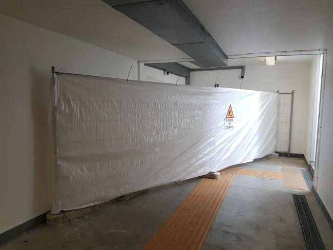 lavori ascensori sottopasso via milano
