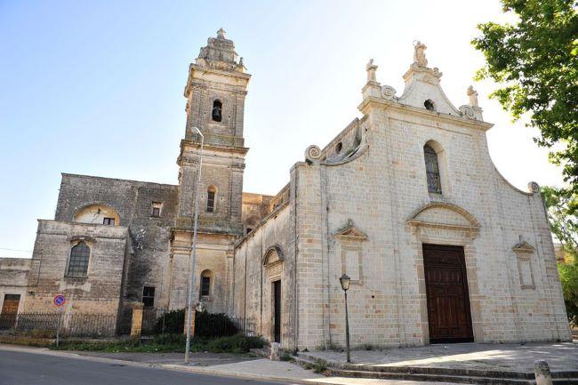 parrocchia maria santissima della croce francavilla fontana