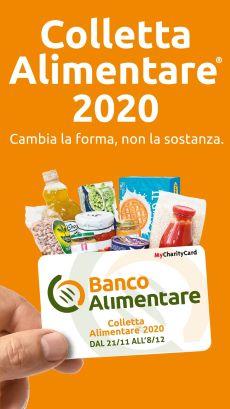 locandina colletta alimentare 2020