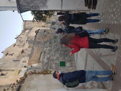 vico del gargano visita centro storico