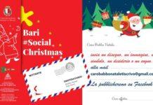 assessorato al welfare promuove appuntamento online per lo scambio di auguri di natale - lettere dei bambini