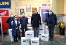 cento famiglie in difficoltà del municipio I riceveranno prodotti alimentari a km 0 grazie a una donazione anonima