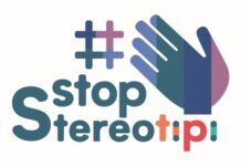 logo stop stereotipi
