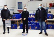 protagonisti donazione rotary martina franca a cav