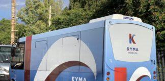 autobus small kyma mobilità amat ld