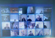 consiglio regionale - videoconferenza