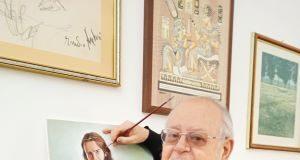 egidio saracino (pittore, dipinge)