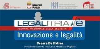 locandina appuntamento legalItria 29 gennaio