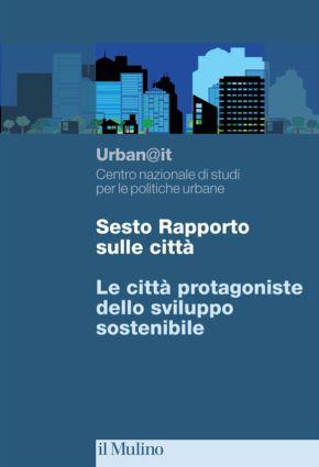 anteprima della copertina del sesto rapporto sulle città che sarà presentato a bari