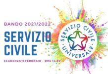 banner servizio civile 2021
