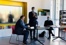 bari e taranto città della cultura 2022 con il sostegno della regione, presentazione del protocollo d'intesa