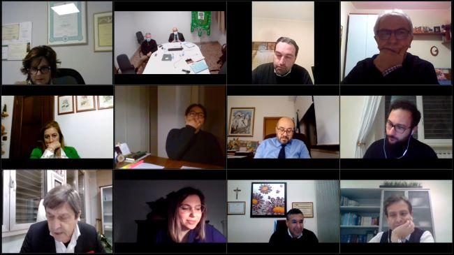 consiglio comunale in videoconferenza noci
