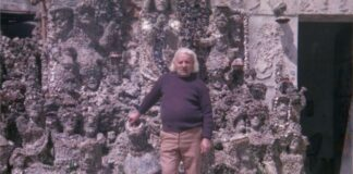 ezechiele leandro negli anni settanta (ph. gianfranco ciccarese)