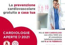 locandina web cardiologie aperte 2021