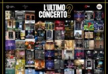 poster l'ultimo concerto
