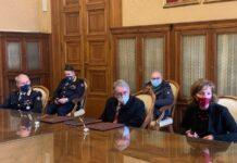 unità di pronto intervento minori - siglata la nuova convenzione con la procura presso il tribunale per i minorenni per l'ampliamento del servizio