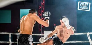 match di muay thai