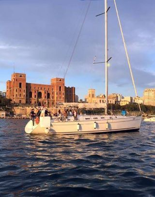 barca salpiamo con palazzo governo