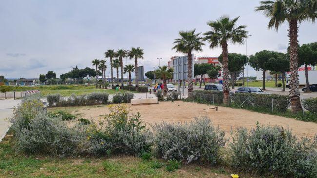 parco dell'umanità, completato il lotto a con l'asse pedonale attrezzato