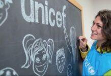 volontaria unicef