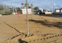 intitolati i campetti di beach volley di torre quetta al dipendente della multiservizi morto per covid