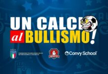 banner calcio al bullismo md