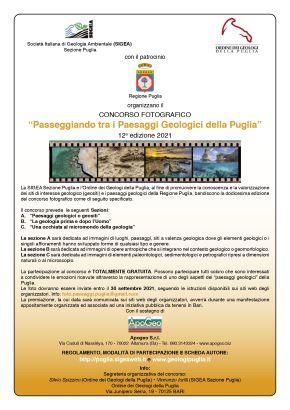 locandina concorso fotografico 2021